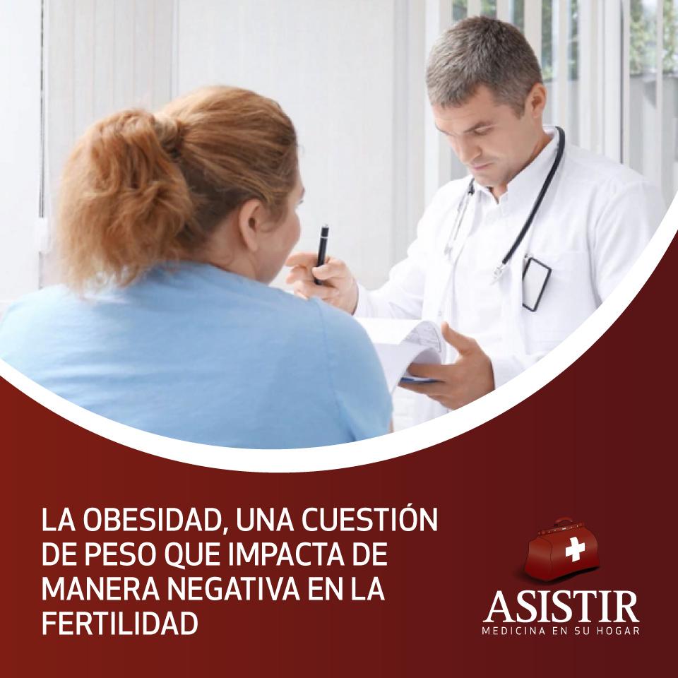 La obesidad, una cuestión de peso que impacta de manera negativa en la fertilidad