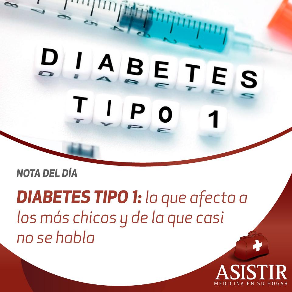 Diabetes tipo 1: la que afecta a los más chicos y de la que casi no se habla