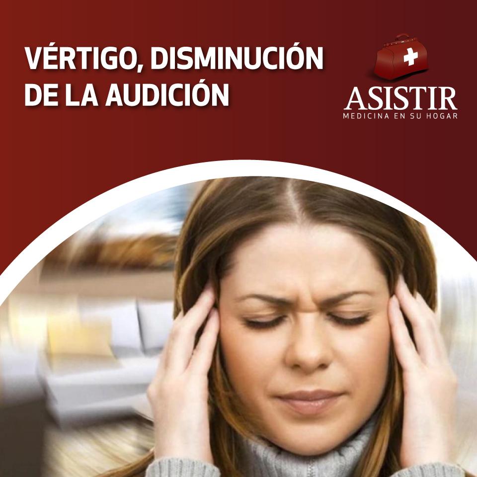 Vértigo, disminución de la audición: la importancia de diagnosticar a tiempo el síndrome de Ménière