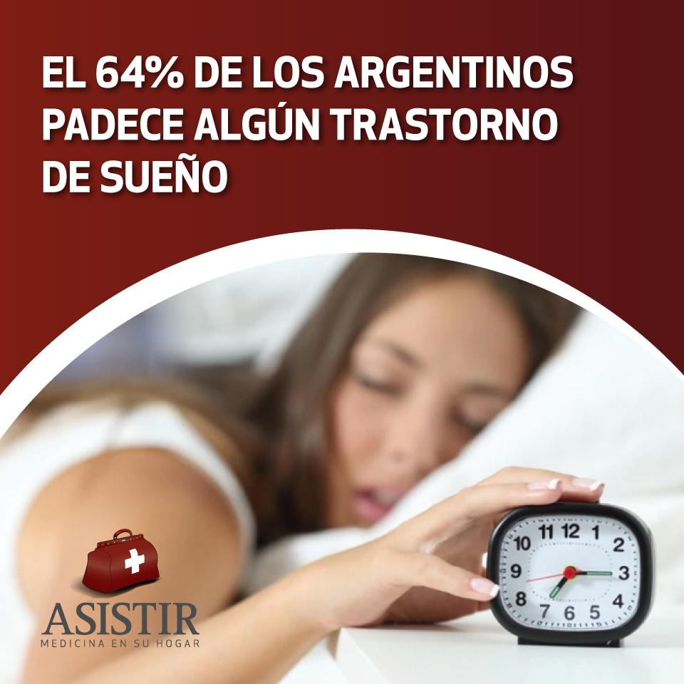 Insomnio, ronquidos, apneas: el 64% de los argentinos padece algún trastorno de sueño