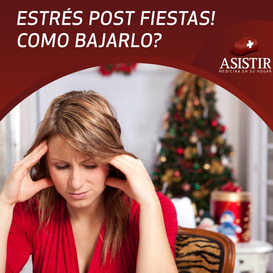 Estrés en las fiestas: ¿puede fin de año no resultar agotador?