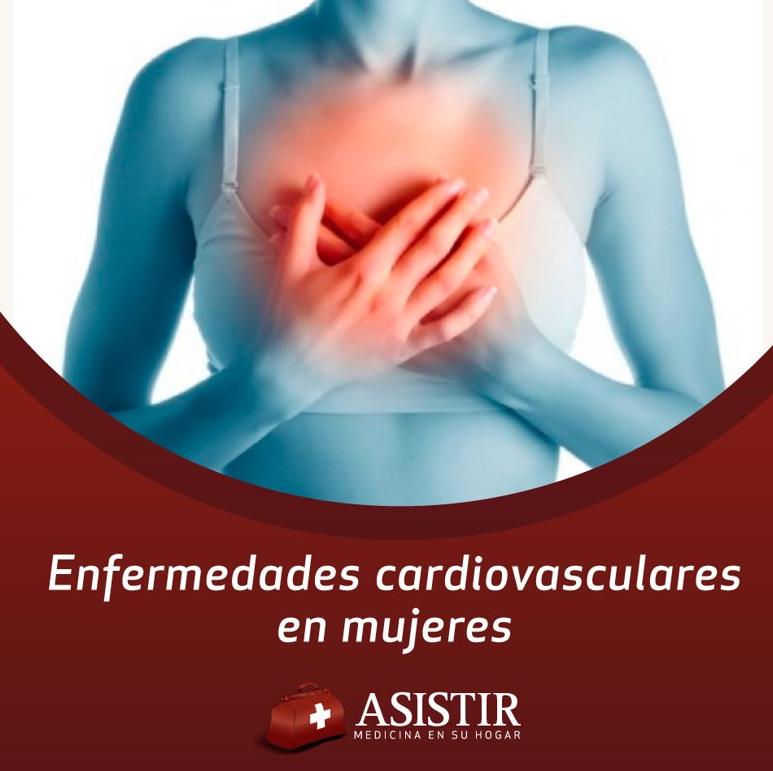 Enfermedades cardiovasculares y tumorales: cuáles son las afecciones más frecuentes en las mujeres