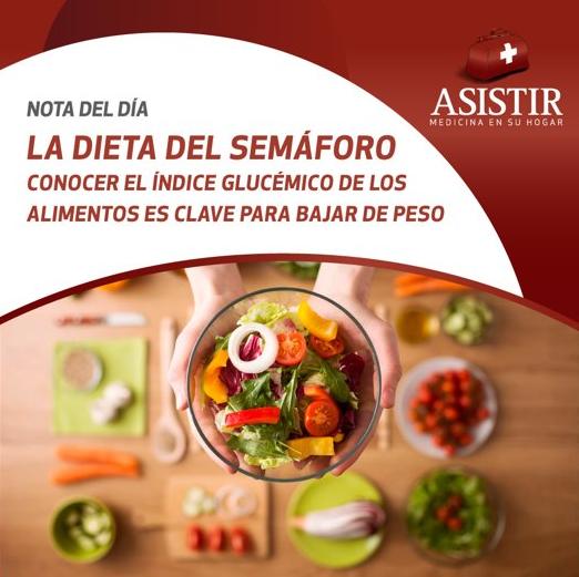 La dieta del semáforo: conocer el índice glucémico de los alimentos es clave para bajar de peso