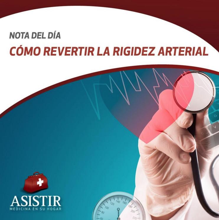 Cómo revertir la rigidez arterial, el factor cardiovascular olvidado
