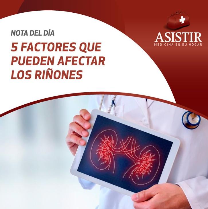 Cinco factores que pueden afectar los riñones y por qué es tan importante cuidarlos