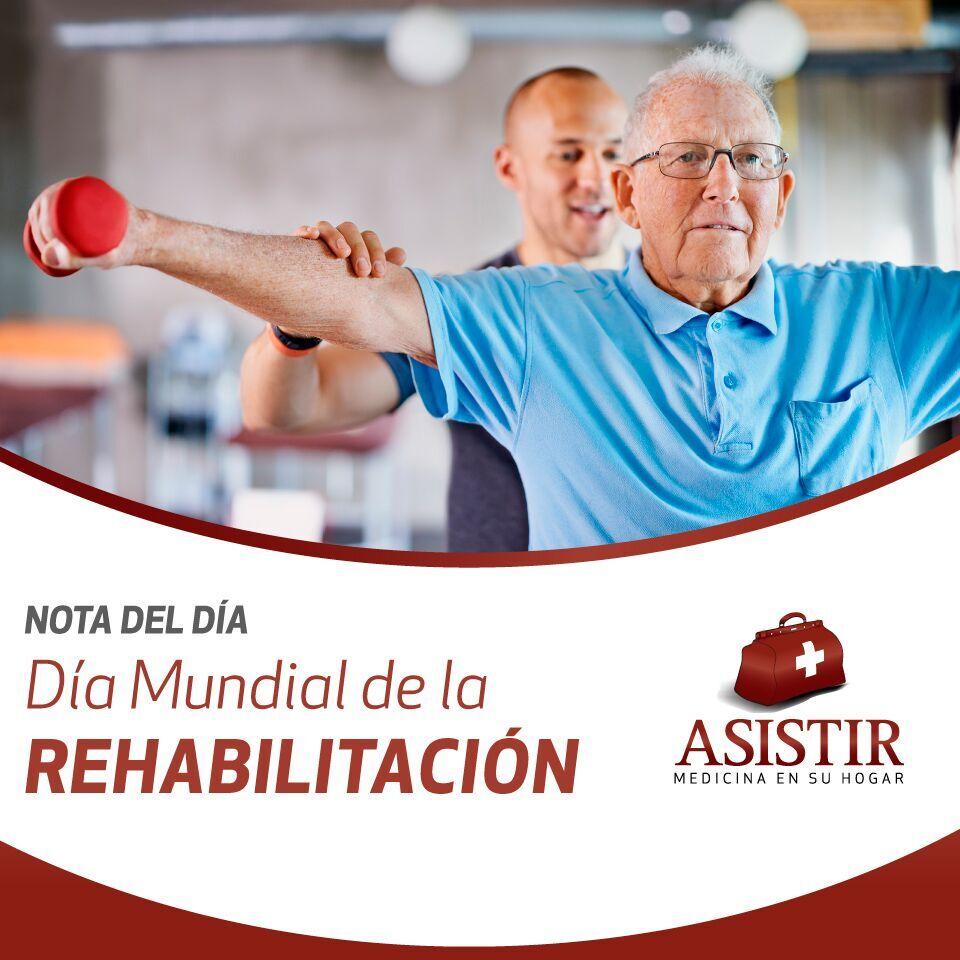 Día Mundial de la Rehabilitación: la importancia del trabajo integral para superar secuelas