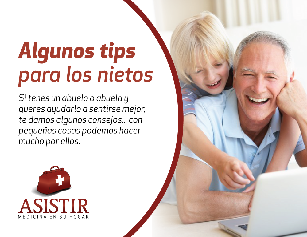 Algunos tips para los nietos